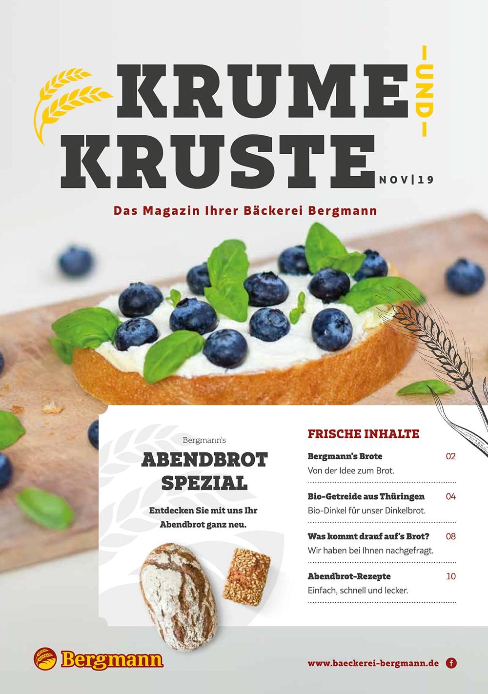 Krume & Kruste - November 2019