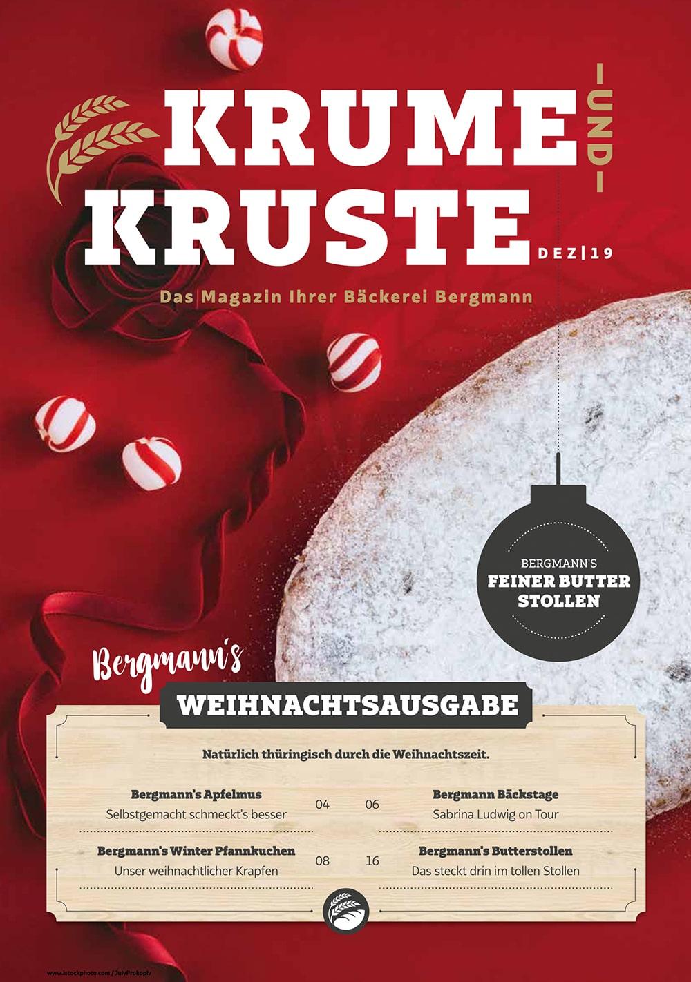 Krume & Kruste - Dezember 2019