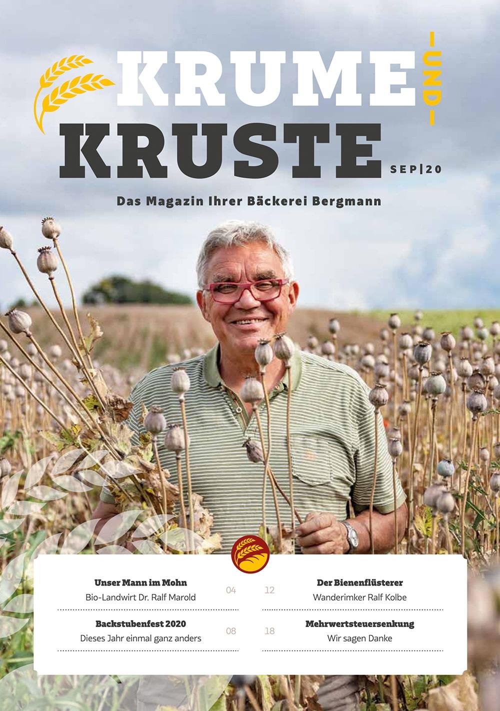 Krume & Kruste - September 2020