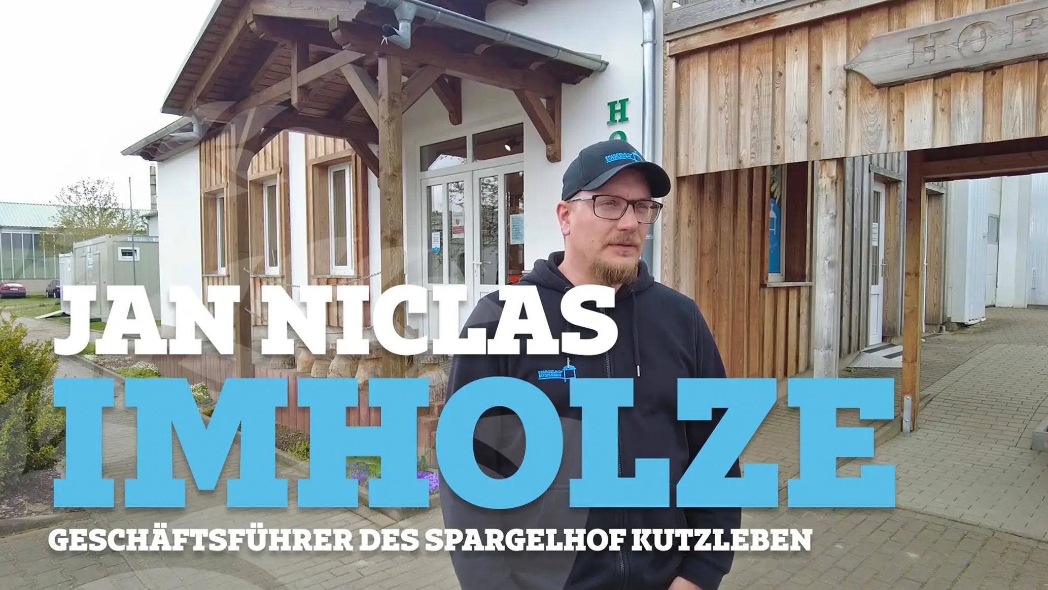 Video Spargelhof Kutzleben