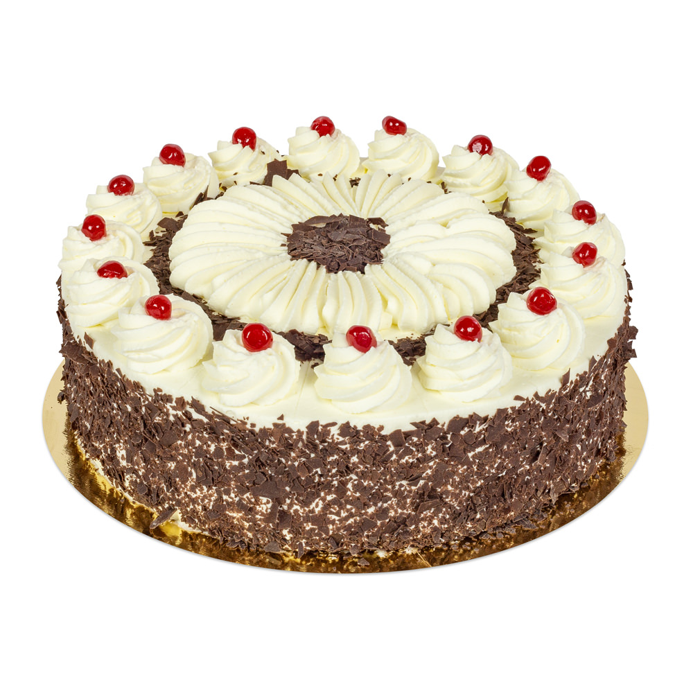 Bergmann's Schwarzwälder - Torte