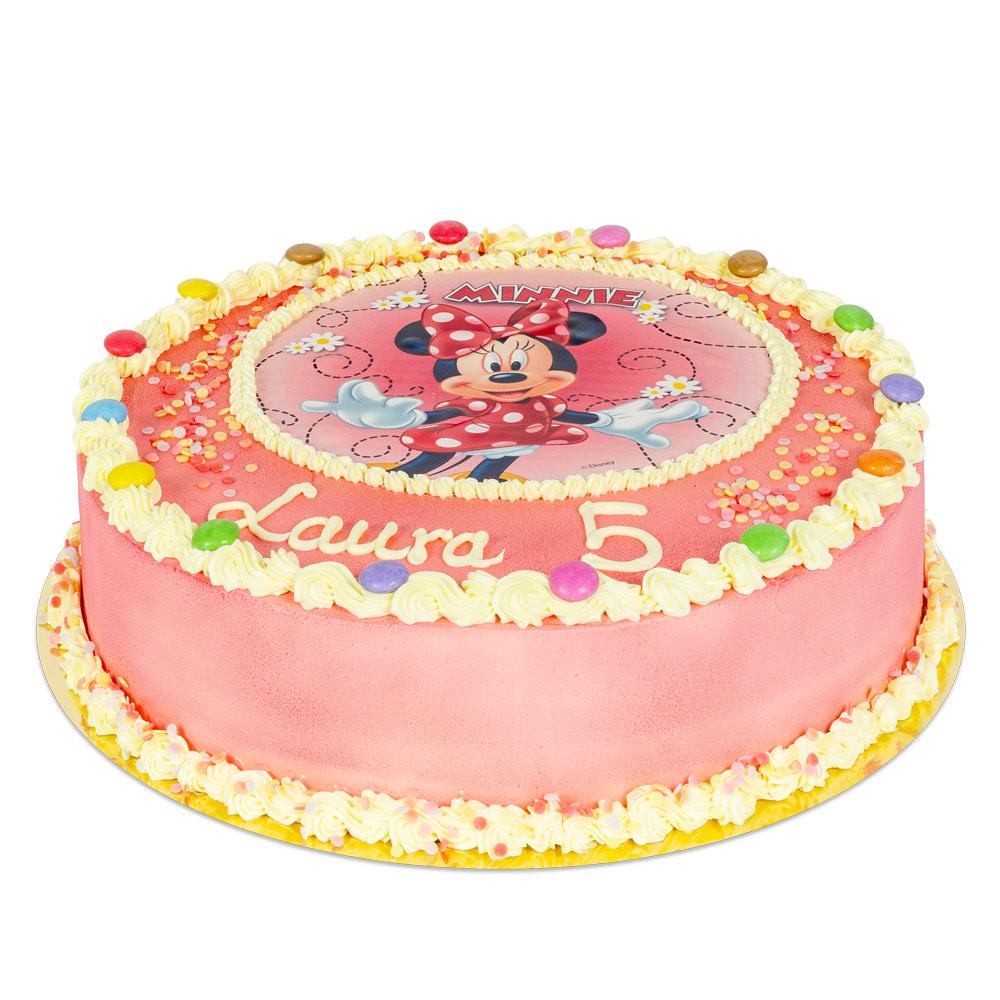Kinder-Geburtstagstorte Mädchen