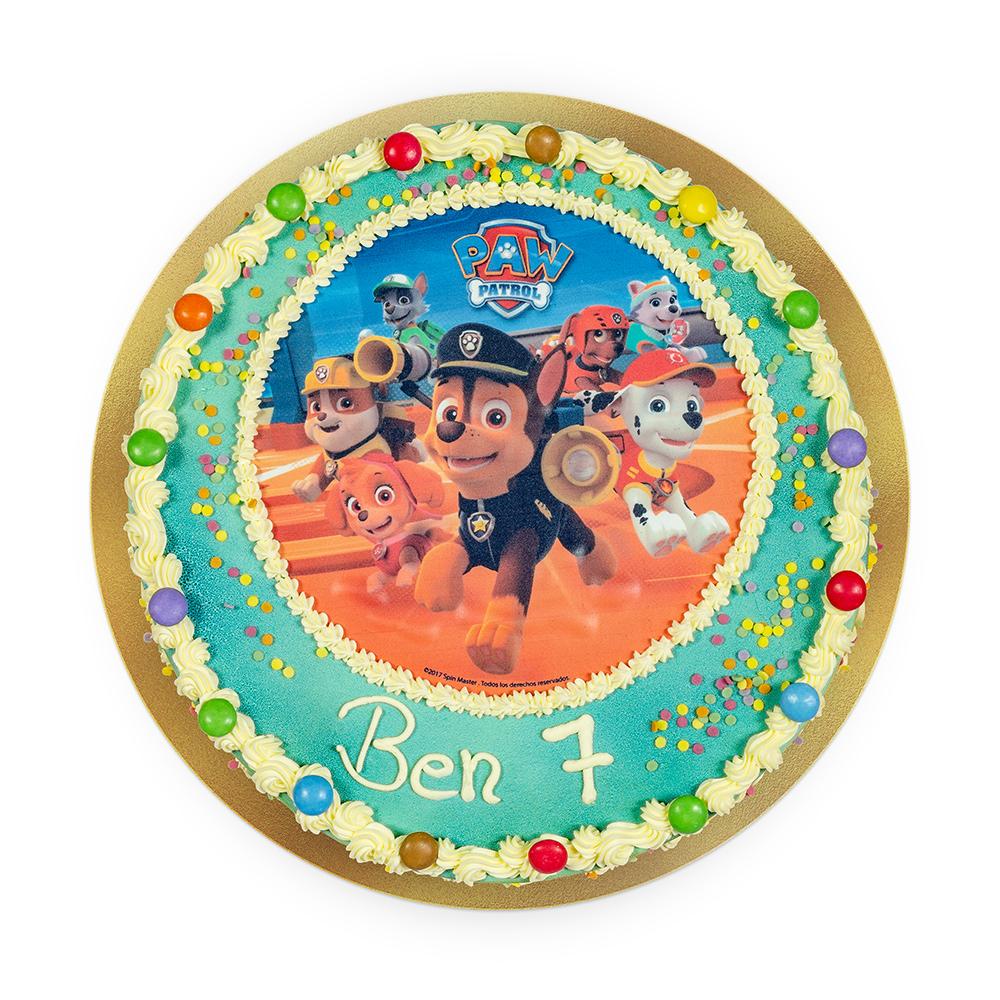 Bergmann's Kinder-Geburtstagstorte Junge